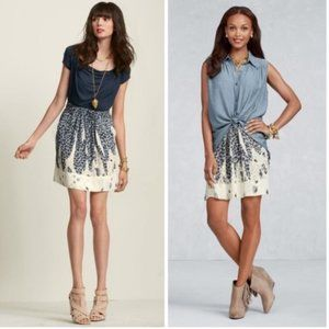 CAbi Bella Skirt XS